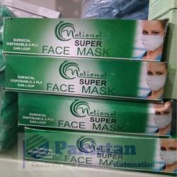 Surgical Face Mask - Corona Virus Protection