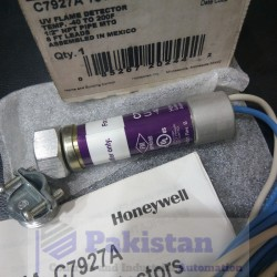 Honeywell UV Flame Detector FM Approved C7927A 1016