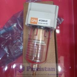 "Pneumatic Air Filter Size 1/4"" (2 sooter)"