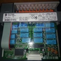 Allen Bradley Output Module SLC500 1746-OW16C