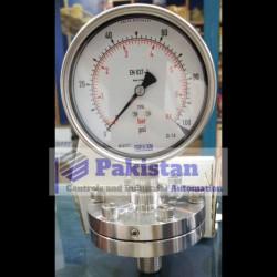 WIKA Diaphragm Pressure Gauge 432.50