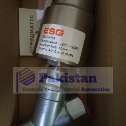 """Stainless Steel Pneumatic Y-Valve 1"""""""