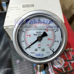 WIKA Make Pressure Gauge 0-16 Bar