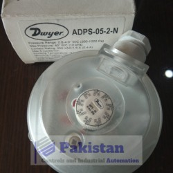 Dwyer Differential Pressure Switch ADPS-05-2-N