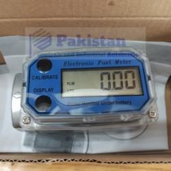 """Digital Diesel Flow Meter DN25 (1"""") Price"""