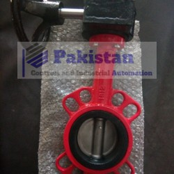 """Gear Operated Butterfly Valve 3"""""""