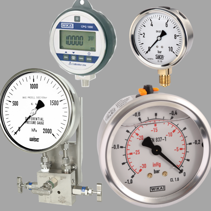 How to Select Pressure Gauge in 7 Steps